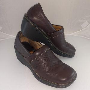 Born Shoes - Born Women's Leather slip on sz 9.5